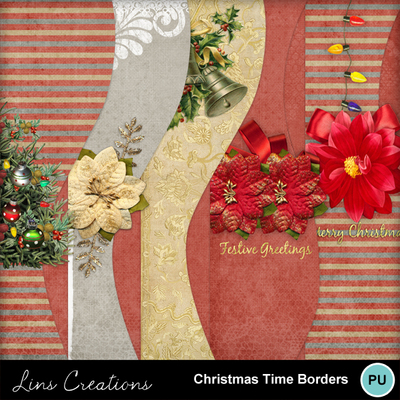 Christmastimeborders