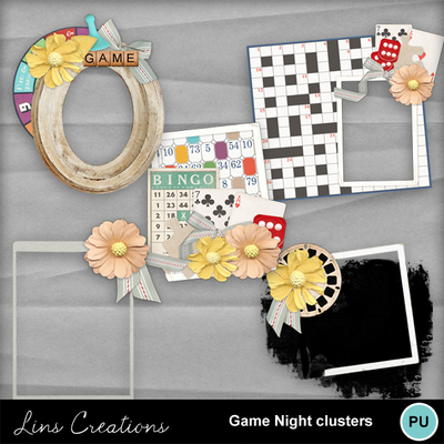 Gamenightclusters