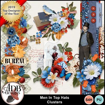 Adbdesigns_men_top_hats_clusters