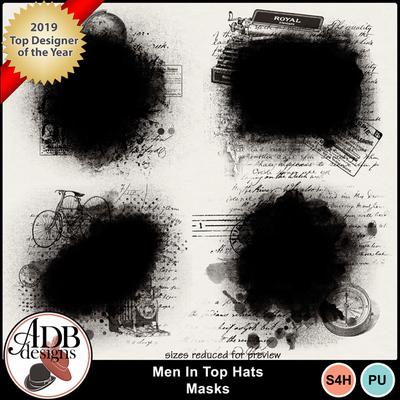 Adbdesigns_men_top_hats_masks