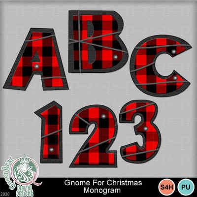 Gnomeforchristmas_monogram