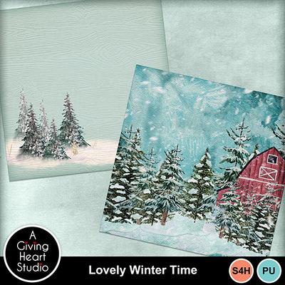 Agivingheart-lovelywintertime-freepapers