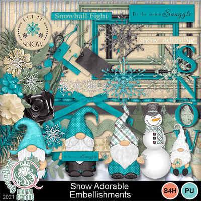 Snowadorable_embellishments