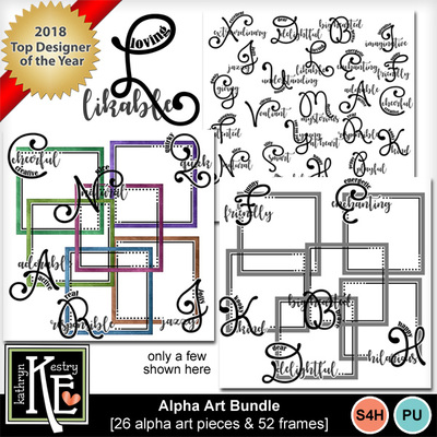 Alpha-art-bundle
