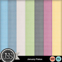 January_flakes_gingham_papers_small