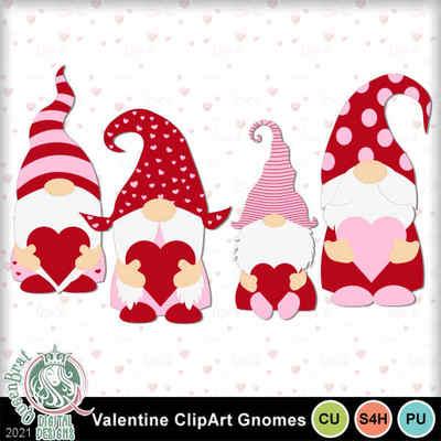 Valentineclipartgnomes