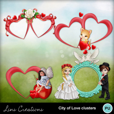 Cityofloveclusters