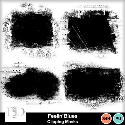 Dsd_feelinblues_masks
