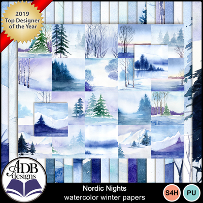 Adbdesigns_nordic_night_watercolor_ppr