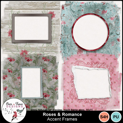 Roses_romance_accent_frames