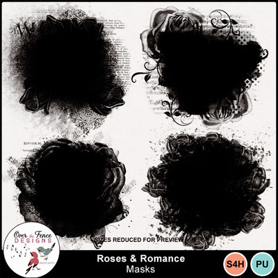 Roses_romance_masks