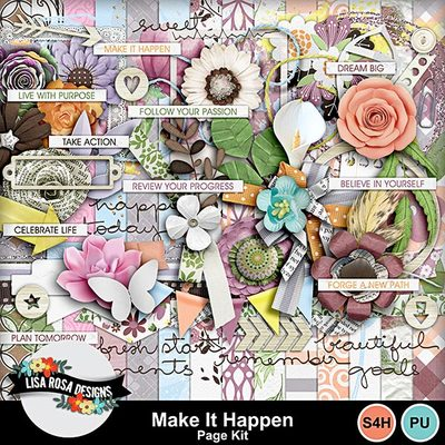 Lisarosadesigns_makeithappen_pagekit