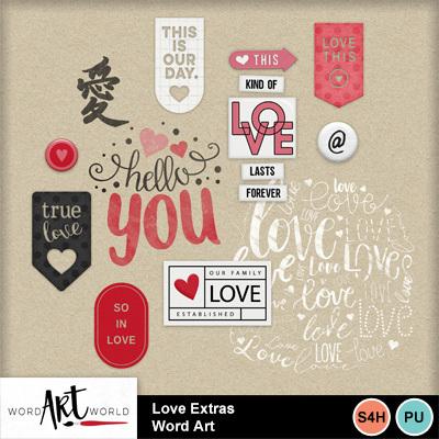 Love_extras