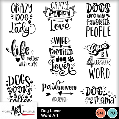 Dog_lover_word_art