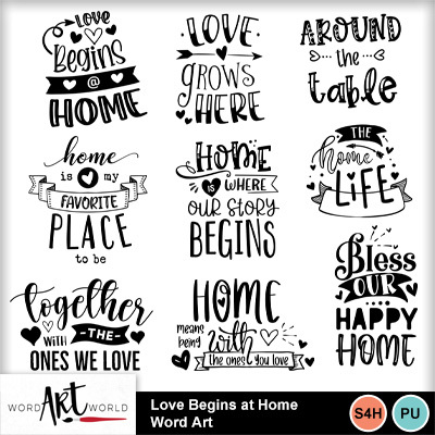 Love_begins_at_home_word_art