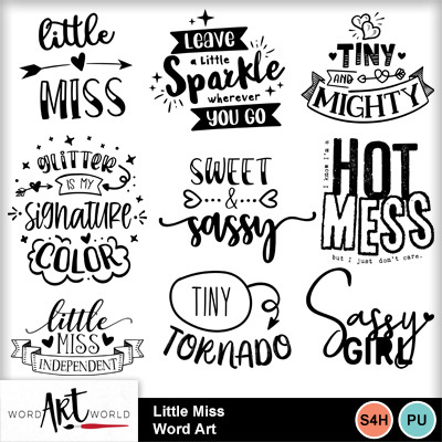 Little_miss_word_art