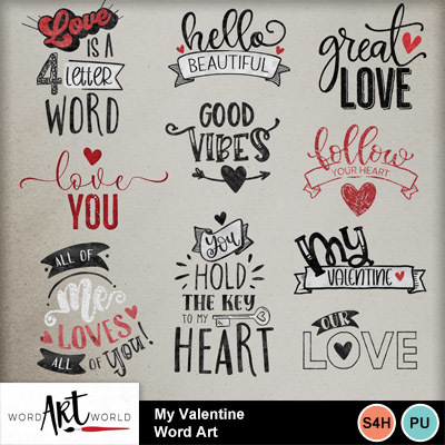 My_valentine_word_art_1