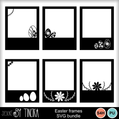 Easter_frames_svg_bundle