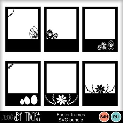 Easter_frames_svg_bundle
