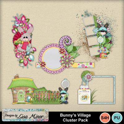 Bunnysvillageclusters