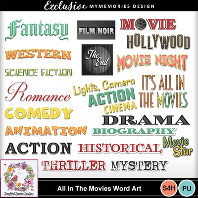 All_in_the_movies_word_art