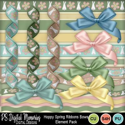 Hoppy_spring_bows_ribbons