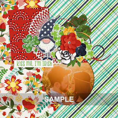 Luckymesample