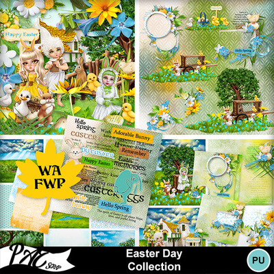 Patsscrap_easter_day_pv_collection