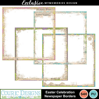 Easter_celebration_newspaper_borders
