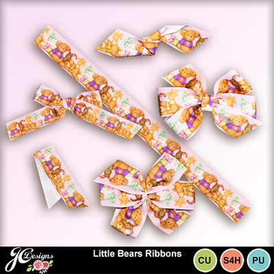Little-bears-ribbons