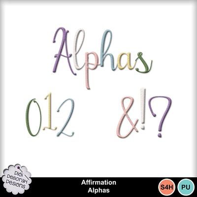 Af_alphas