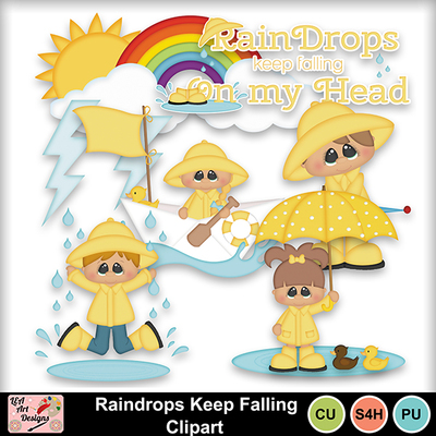 Raindrops_keep_falling_clipart_preview