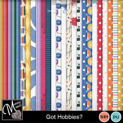 Hobbies_papers
