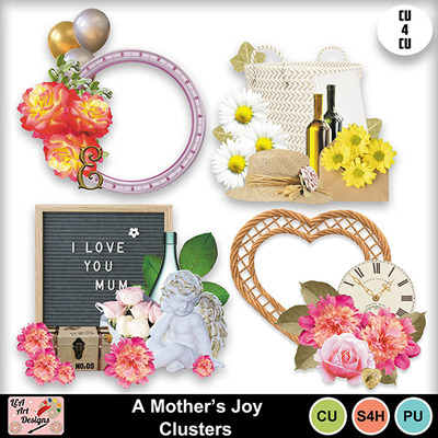 A_mother_s_joy_clusters_preview