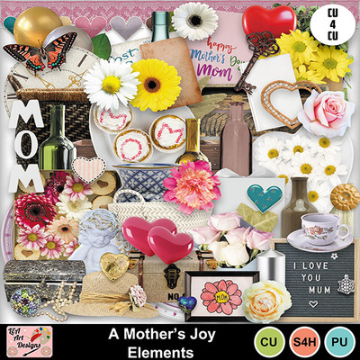 A_mother_s_joy_elements_preview