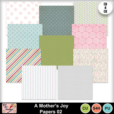 A_mother_s_joy_papers_02_preview