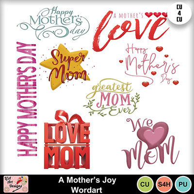 A_mother_s_joy_wordart_preview