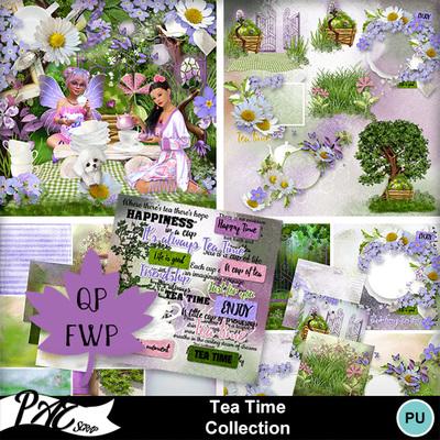 Patsscrap_tea_time_pv_collection