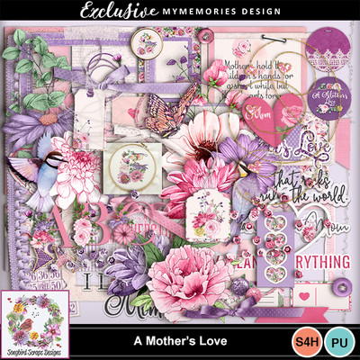 A_mother_s_love_embellishments