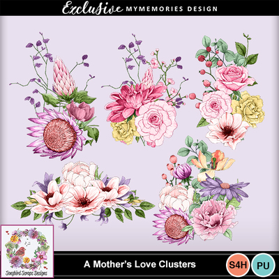 A_mother_s_love_clusters