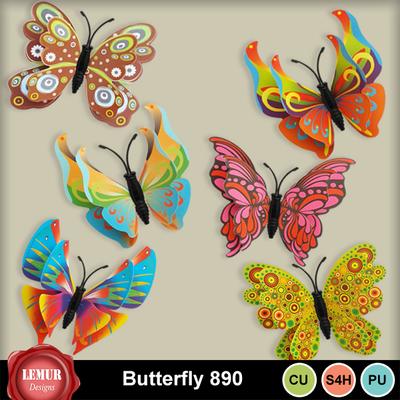 Butterfly890