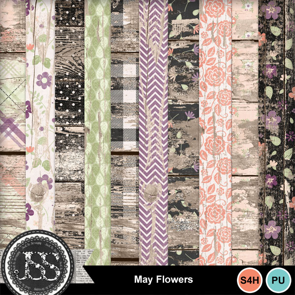 May_flowers_wood_papers