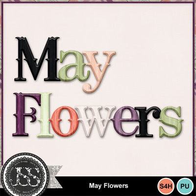 May_flowers_alphabets