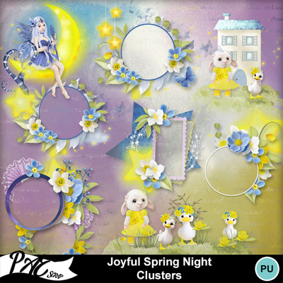 Patsscrap_joyful_spring_night_pv_clusters