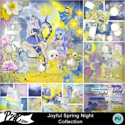 Patsscrap_joyful_spring_night_pv_collection