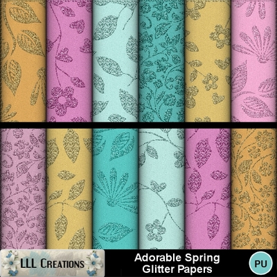 Adorable_spring_glitter_papers-01
