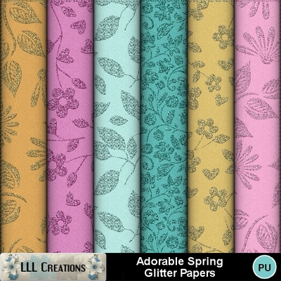 Adorable_spring_glitter_papers-02