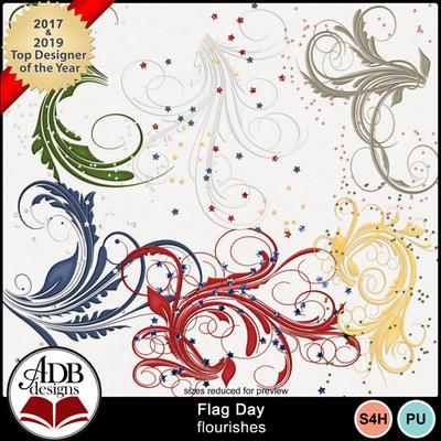 E4_flag_day_flourishes