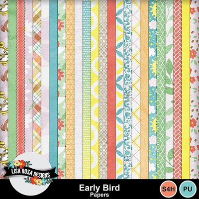 Lisarosadesigns_earlybird_papers