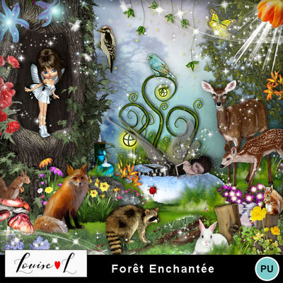 Louisel_foret_enchantee_preview